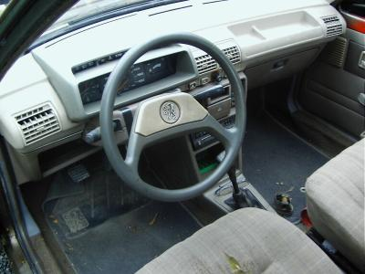 Blog de resto205gr restauration peugeot 205 for Interieur 205